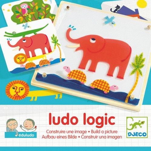 Djeco - Ludo Logic